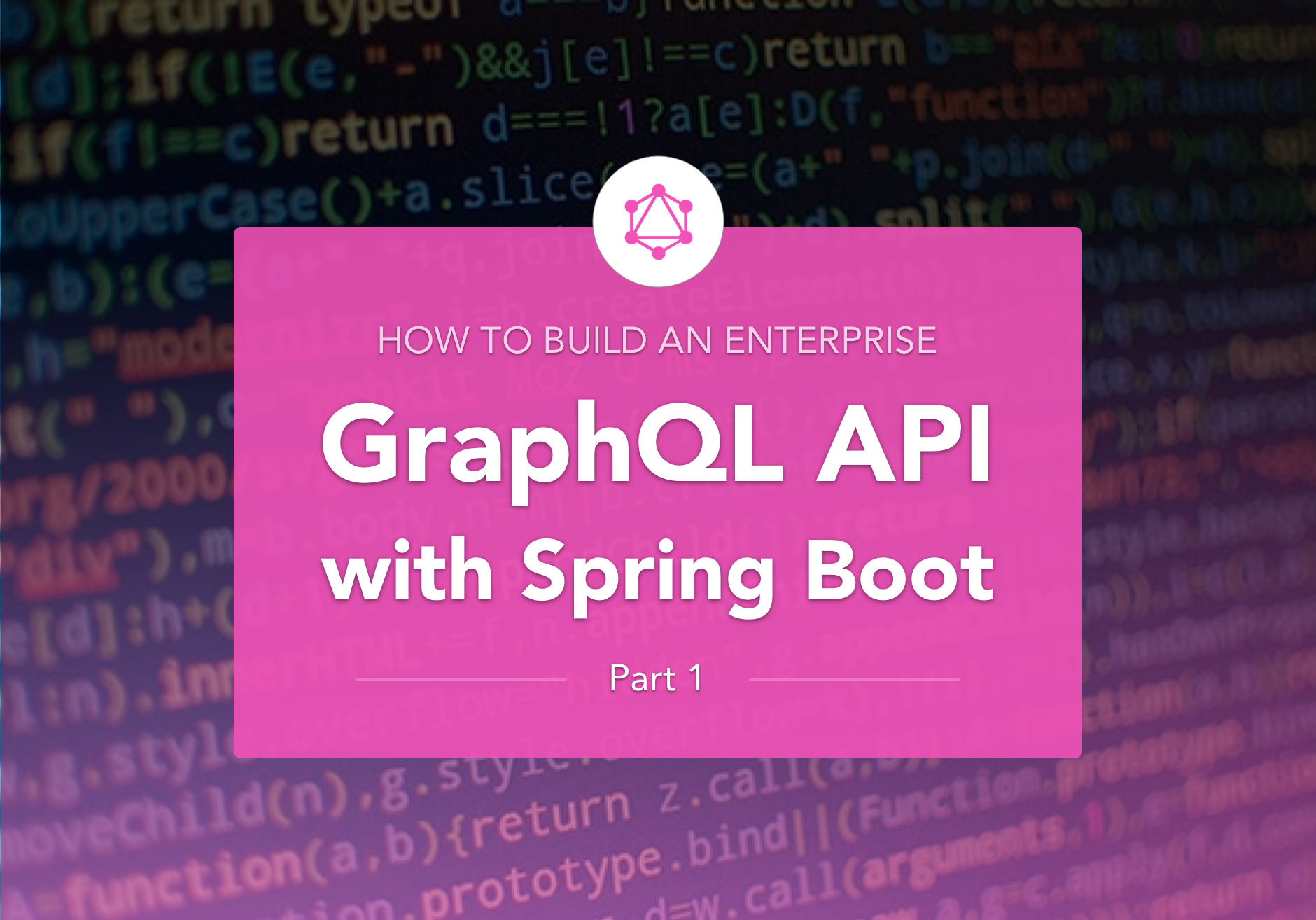 How to build a GraphQL API with Spring boot
